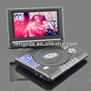 small portable dvd player with tv tuner and radio