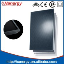 Hanergy 125w solar panel with best solar cell price