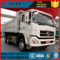 China best selling 6*4 Dongfeng Brand dump truck