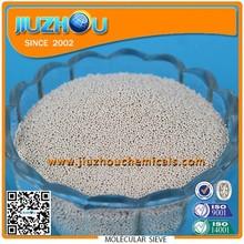 Hot selling latest 3a ethanol dehydration oxygen molecular sieve