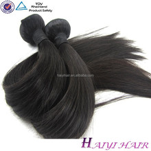 wholesale price aliexpress 100% human noble synthetic hair weaving hair