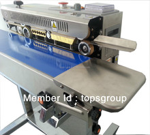 Semi-automatic Continuous Console type bag Sealing Machine