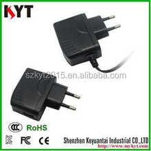 KYT-8102 12W AC DC Adapter & Power Supply DC 5V2000mA / 12V1000mA for Electronic cigarette from Keyuantai