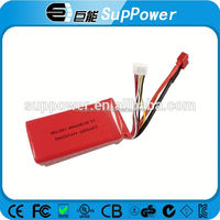 HOT SALE!HIGH POWER!FAST CHARGE SAFETY lipo battery 11.1