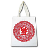 Wholesale standard size cotton tote bag for shopping, cheap tote bag canvas