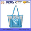 zipper waterproof beach tote bag with compartment wholesale beach bags