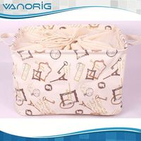 2015 Multifunction Non Woven Foldable extra large plastic storage boxes with lids