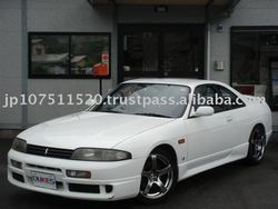 1994 Buying Used Cars NISSAN SKYLINE GTS-T M /Coupe/168,595km/ECR33/