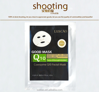 gold anti-wrinkle face mask silk mask of coenzyme q10 for face Mask Anti-Wrinkle Firming