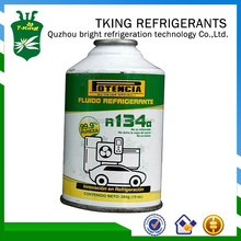 R134A 284g Refrigerant Pure Gas small can 10OZ 99.9%Purity aoto air conditioners