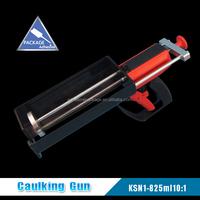 KSN1-825ml 10:1 Manual Caulking Gun and Mini Caulking Gun