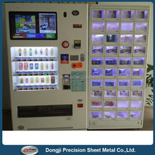 Automatic coin operated coffee vending machine