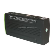 Mini Portable Fast-Charging Car Jump Starter Full 12800 mAh with LED Flashlight SOS Mode