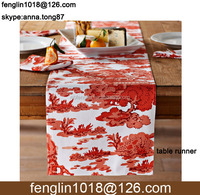 table runner for rectangle tables
