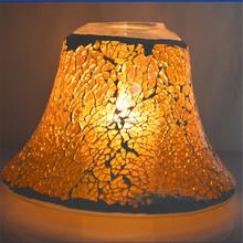 2015 new item glass mosaic lampshade