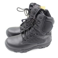New design Low price army tactical boots for millitary combat army shoes troops boots