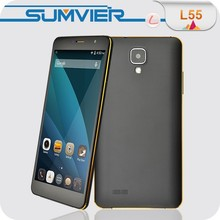 Customized high end dual sim windows android mobile smartphone
