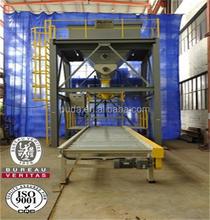 bulk bags srew filler 500-2000kg powder packing machines
