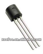 Vn2210n3 canal n 50 V 1.2A 0.35 Ohm mejora Mode Vertical DMOS MOSFET Transistor en TO-92