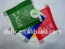 100% cotton jacquard tea towel for supermarket