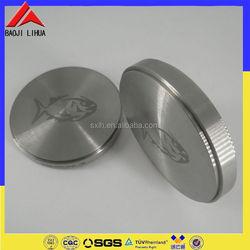 gr5 titanium targets for medical