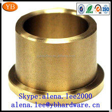 Custom brass bushing,sliding bronze bushing ISO9001 Passed