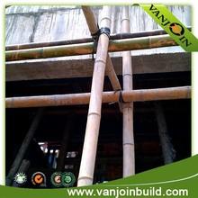 Prefab warehouse heat insulated lightweight exterior wall