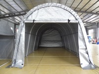Factory supplier of SS-1020R outdoor steel carport canopy