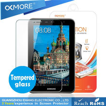 Blast-proof 9h hardness tempered glass screen protection for ipad mini
