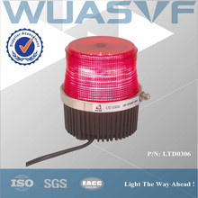 red and blue led beacon lighting for police vehicle