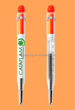 Promotional ballpoint Pen Custom Logo Fimo gift pen/Hospitals and clinics gifts polymer clay