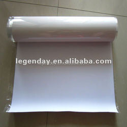Silicone Adhesive Rubber Screen Cleaner/paper sheet