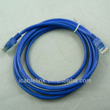Cat5e UTP RJ45 Ethernet Network Cable 350MHz 28AWG CCA PVC 2M