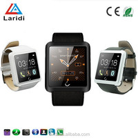 2015 New 1.54 inch bluetooth smartwatch U10L smart watch OEM for mobile phone with android and ios system