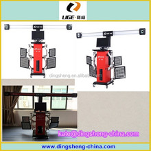 Auto workshop equipment wheel alignment, Automotive tools wheel alignment DS-6