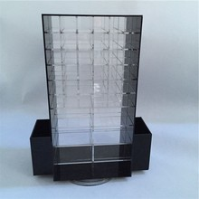 Factory Direct Price Hot Sale Professional 44 comparments Acrylic Lipstick Acrylic Cabinet Chest