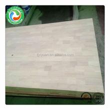 Cheap stylish paulownia lumber finger joint board