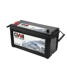 Wholesale DIN&JIS lead acid type N100MF 12V 100Ah Maintenance Free Battery made in china