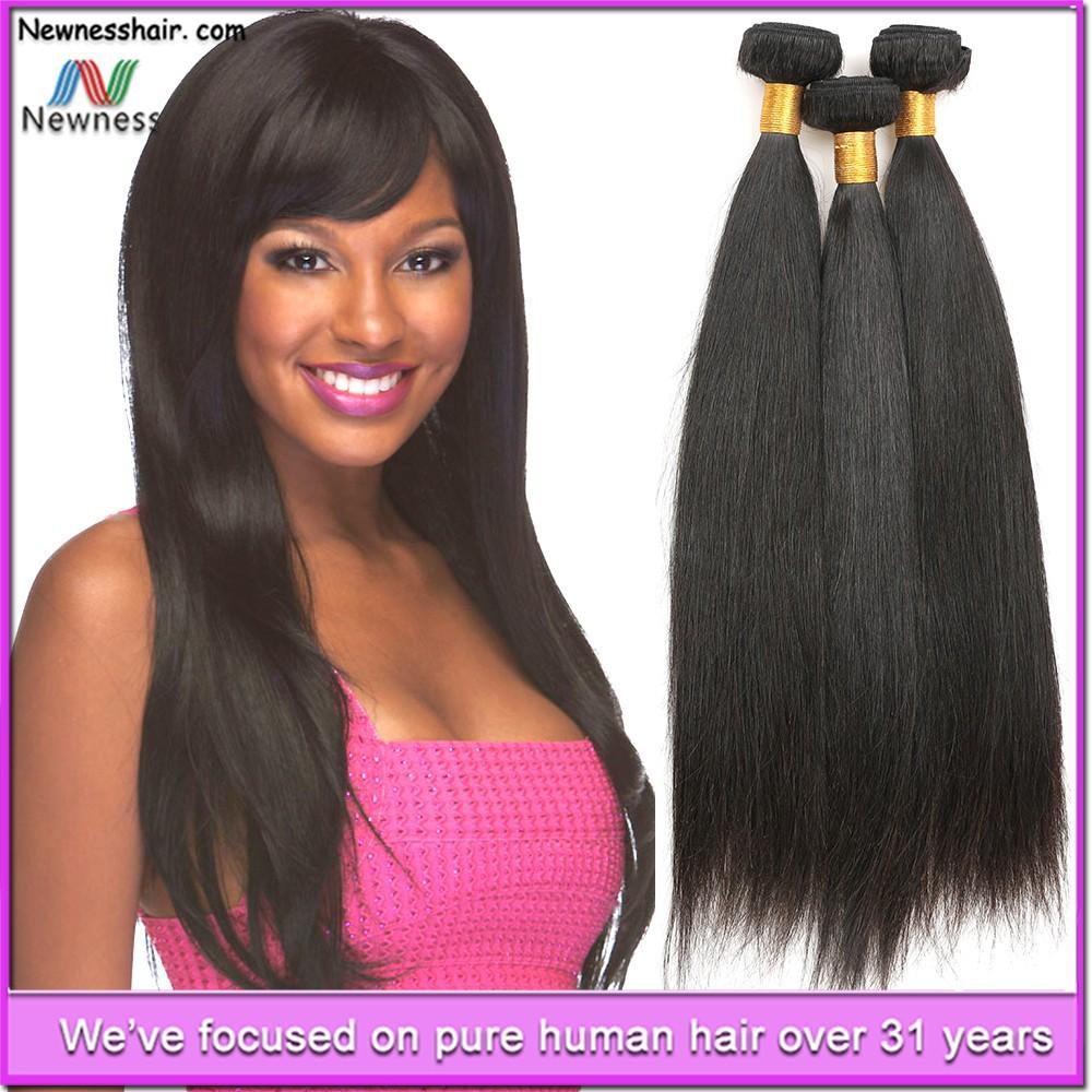 Washing Styling Human Hair Wigs Wig Ponytail