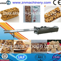 Industrial Automatic Nutritional Healthy Snack Bar Equipment