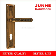Wenzhou junhe modern door handle lock design