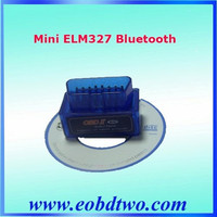 2015 Super Mini ELM327 Bluetooth OBD2 Scanner ELM 327 Bluetooth V2.1 Diagnostic Interface Supports All OBDII Protocols