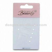 Plastic hang tag for garment/electronics/tool/jewelry