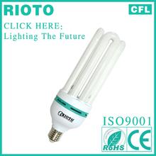 Compact fluorescent lamp U type 4U 40w CFL E27/E14/B22 2700k-12000k