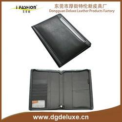 italian luxury stylish crocodile lightweight soft zipper man padded leather bag