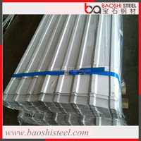 RAL Color Coated PPGI PPGL Corrugated Metal Roll Steel Roofing Sheet