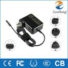 12v eu charger for microsoft pro/RT