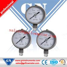lpg gas pressure gauge