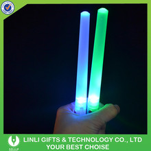 3 Flashing Models Colorful Custom Light Stick With LED Light For New Year/Promotion/Club/Pub/Bar/Show