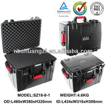 high quality flight cases with foam
